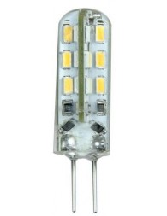 BEG 56087 - E LED BISPINA 1.5W 12VG4 4000K