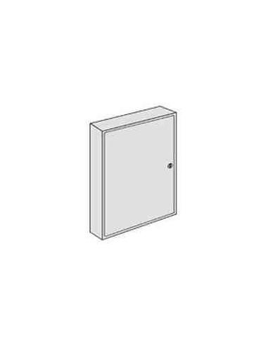 BTI E109P/24D - btdin - quadro da parete lamiera 24 DIN