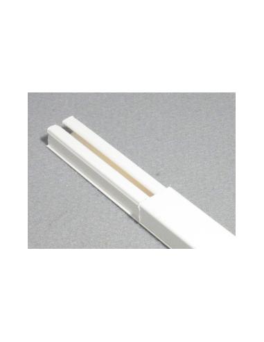 LEG 030010 - DLP-MINICANALE 25X16 1 SCOMPARTO BIANCO
