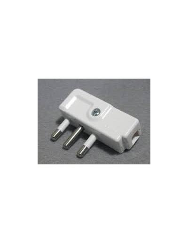 GEW GW28009 - SPINA 90 2P+T 16A 250V BIANCO