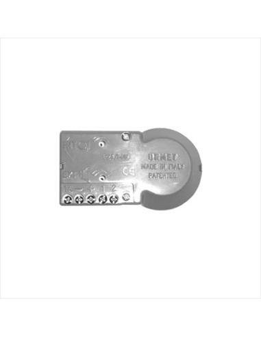 UTD 824/500 - POSTO ESTERNO SLIM P/CIT.ELETR