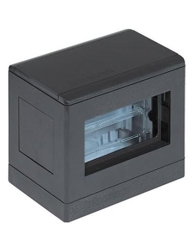 BTI 150650 - torrette - torretta bifaccia 4+4P antracite