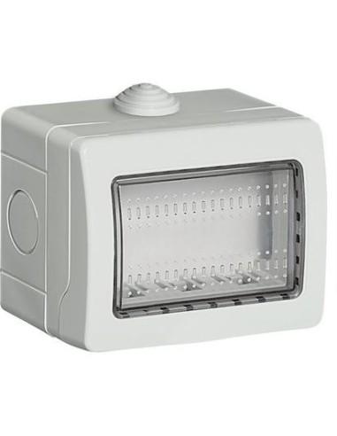 BTI 24503 - idrobox luna - custodia IP55 3 posti