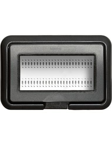 BTI 24604L - idrobox luna - coperchio IP55 4P grigio liv
