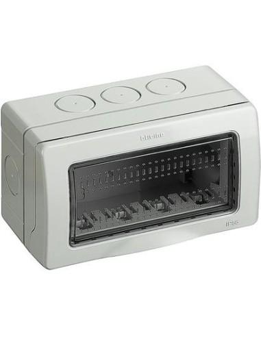 BTI 25504 - idrobox matix - custodia IP55 4P