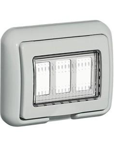 BTI 25603 - idrobox matix - coperchio IP55 3P grigio