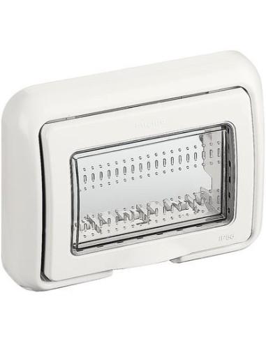 BTI 25603B - idrobox matix- coperchio IP55 3P bianco
