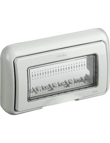 BTI 25604 - idrobox matix - coperchio IP55 4P grigio