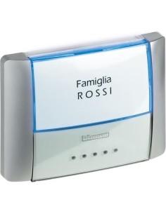 BTI 26108T - idrobox - pulsante targa IP55 tech