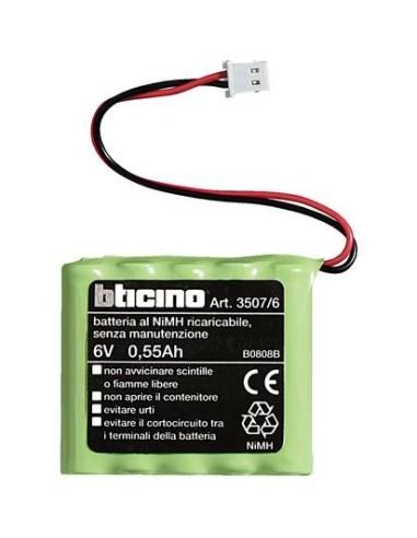 BTI 3507/6 - living - accumulatore 6V per 4070 e 4075