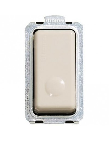BTI 5005N - magic - pulsante 1P NO 10A illuminabile