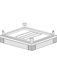 BTI 91811/36 - mas HDX - zoccolo 350x600 H 100 mm