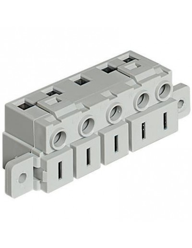 BTI CQ/M50 - morsettiera plug in 5 poli interbl compatta