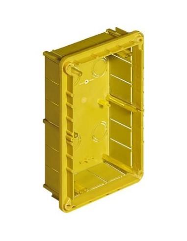 BTI CQS10S - scatola incasso presa interb comp/non prot
