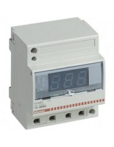 BTI F3VA - btdin - voltometro/amperometro digitale