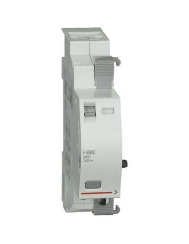 BTI F80RC - btdin - contatto aux/scattato 1NO/NC 1mod