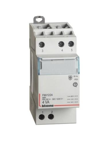 BTI F90/12/24 - btdin - trasformatore 230/12/24V SELV 4VA
