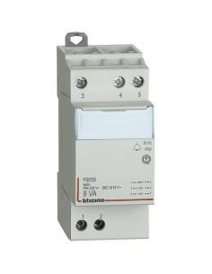 BTI F90S8 - btdin - trasf per campanelli 230-12 8VA