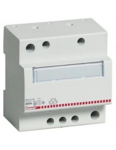 BTI F93/12/24 - btdin - trasformatore 230/12/24V SELV 25VA