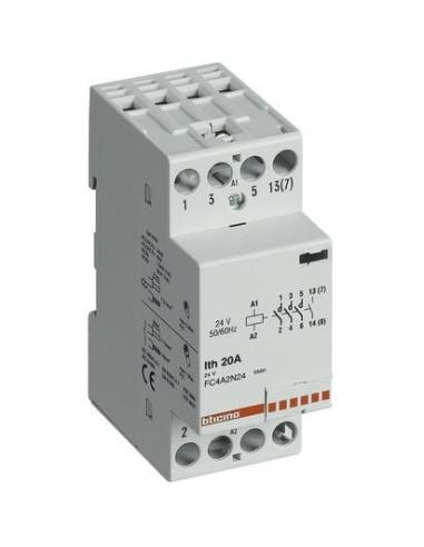 BTI FC2A4/230N - btdin - contattore 2NO 230V 40A bob 230Vac