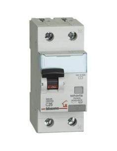 BTI GC8813AC25 - btdin-RS - mag. diff  AC 1P+N 30mA 25A 4500