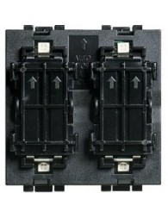 BTI L4562 - SCS - amplificatore da incasso 2 moduli