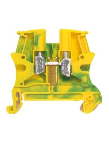 LEG 037172 - VIKING3-Morsetto protez. 6 mmq guida simm.