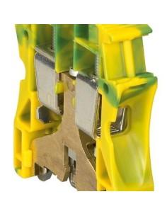 LEG 037175 - VIKING3-Morsetto protez. 35 mmq guida simm.