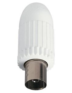 VIW 01645 - Connettore TV-RD-SAT femmina ass. bianco