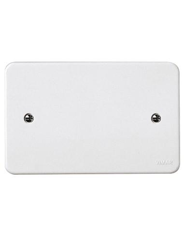 VIW 02653 - Coperchio rett.per scatola inc.3M bianco